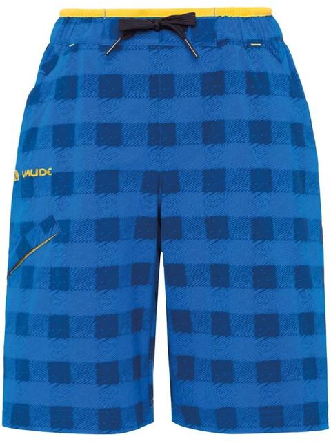VAUDE Boys Fin Shorts Hydro Blue